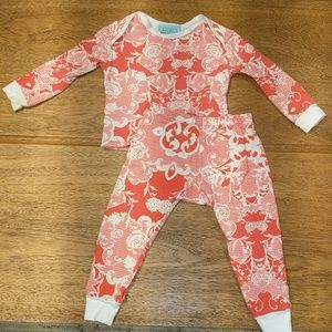 Boo Boo Bed Head PJ Set